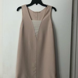Zara shift dress size XS
